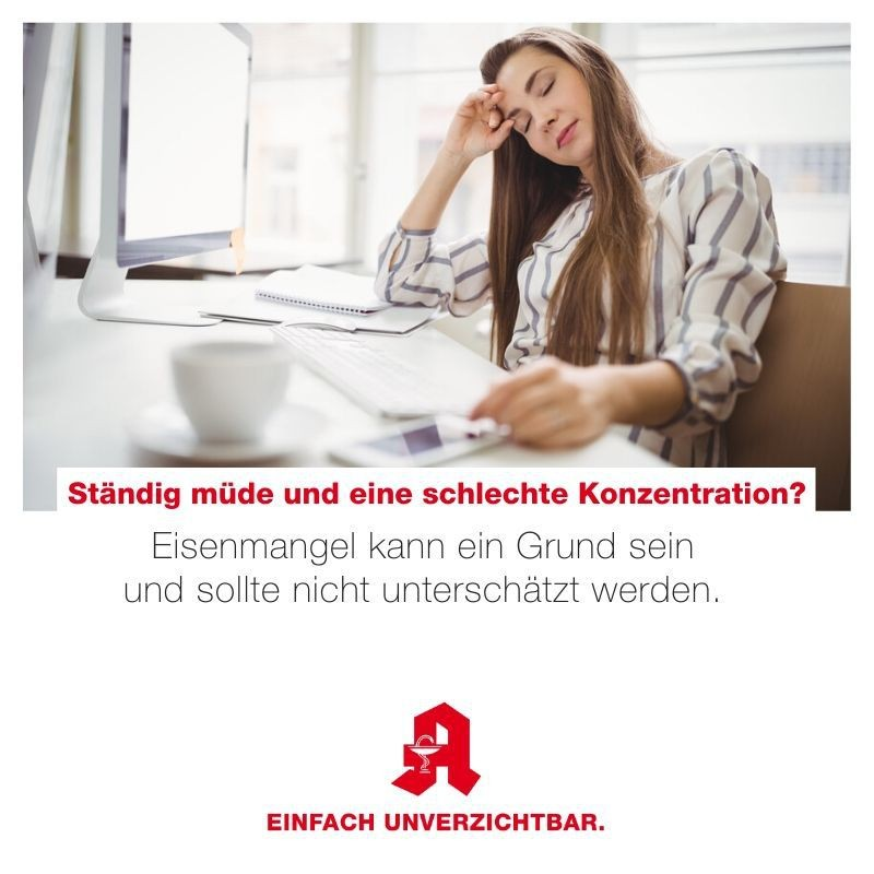 Tipp - Eisenmangel