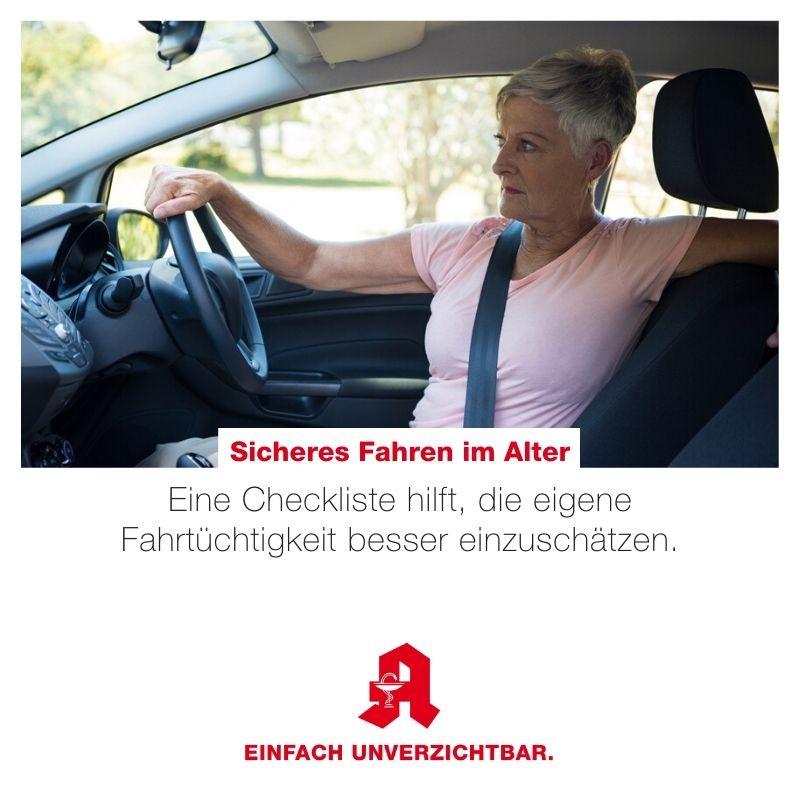 Tipp - Fahren im Alter