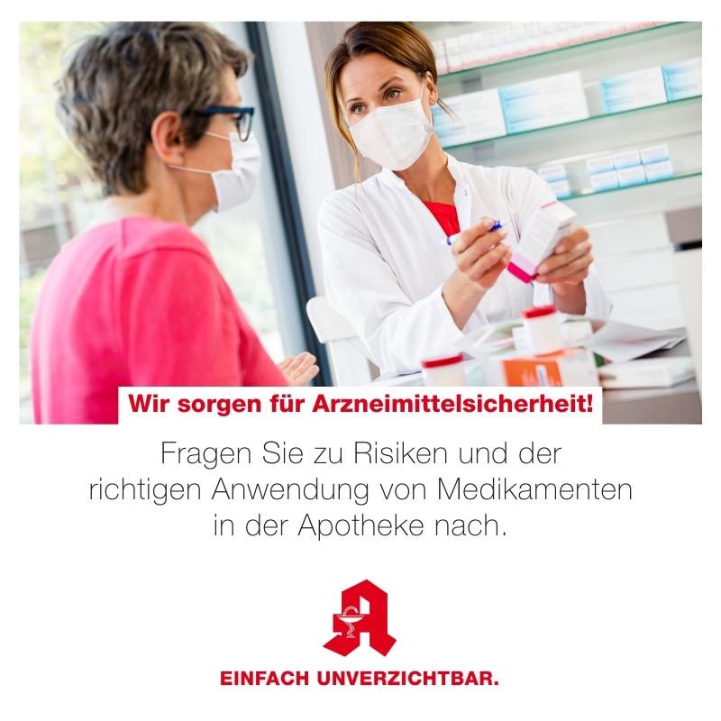 Tipp - Arzneimittelsicherheit