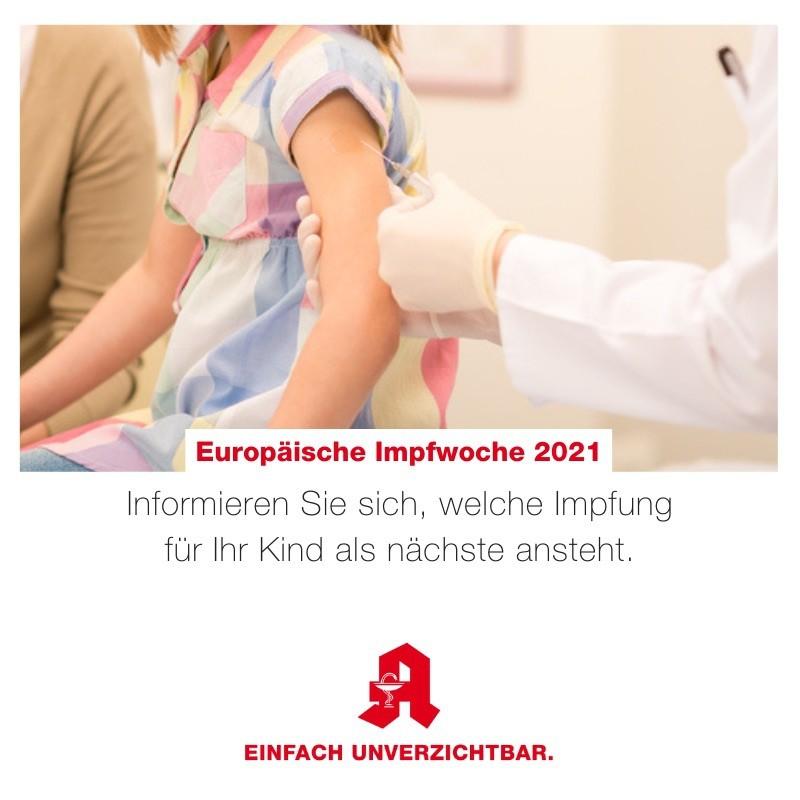 Tipp - Europäische Impfwoche