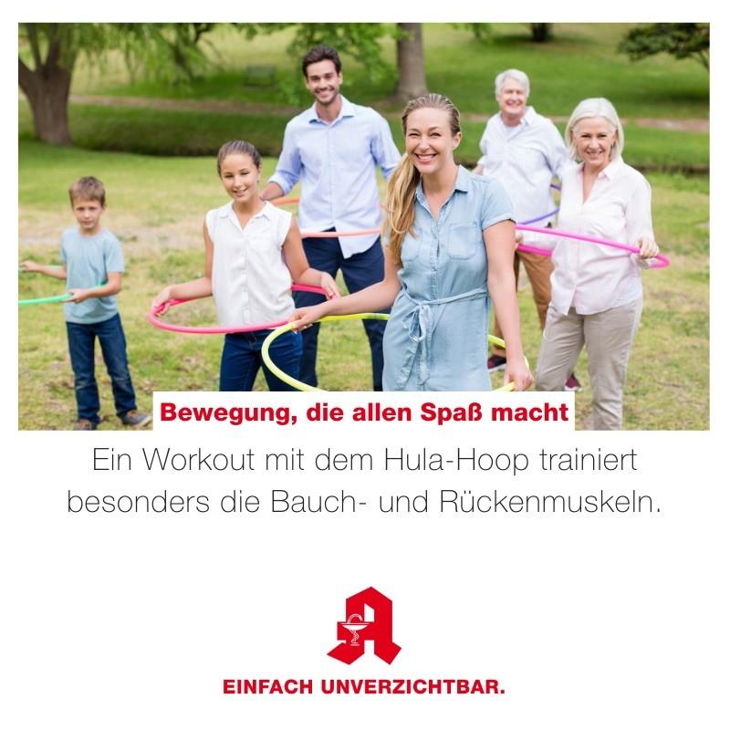Tipp - Hula-Hoop