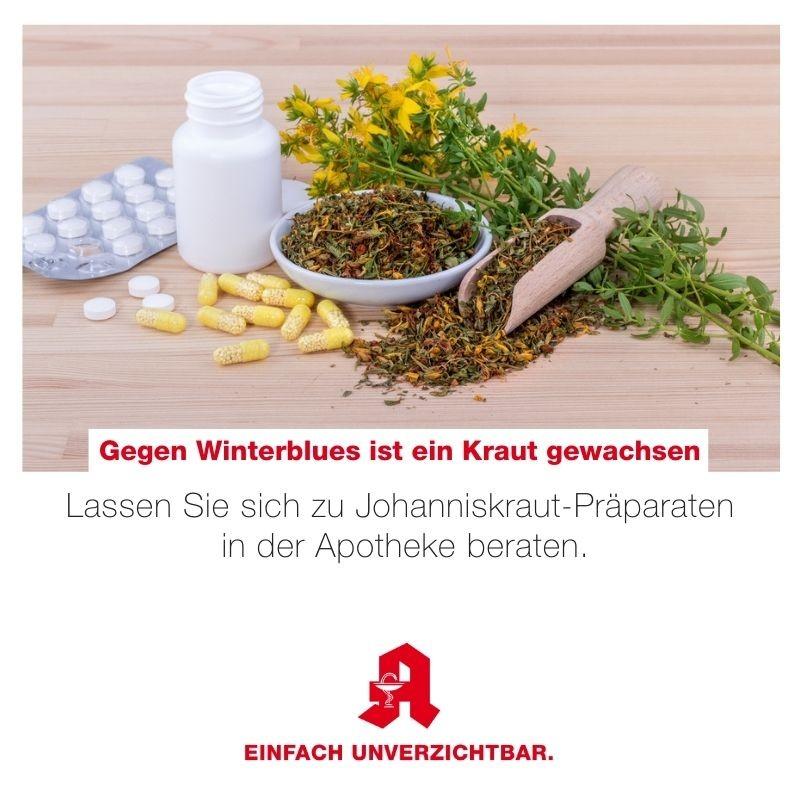 Tipp - Jihanniskraut