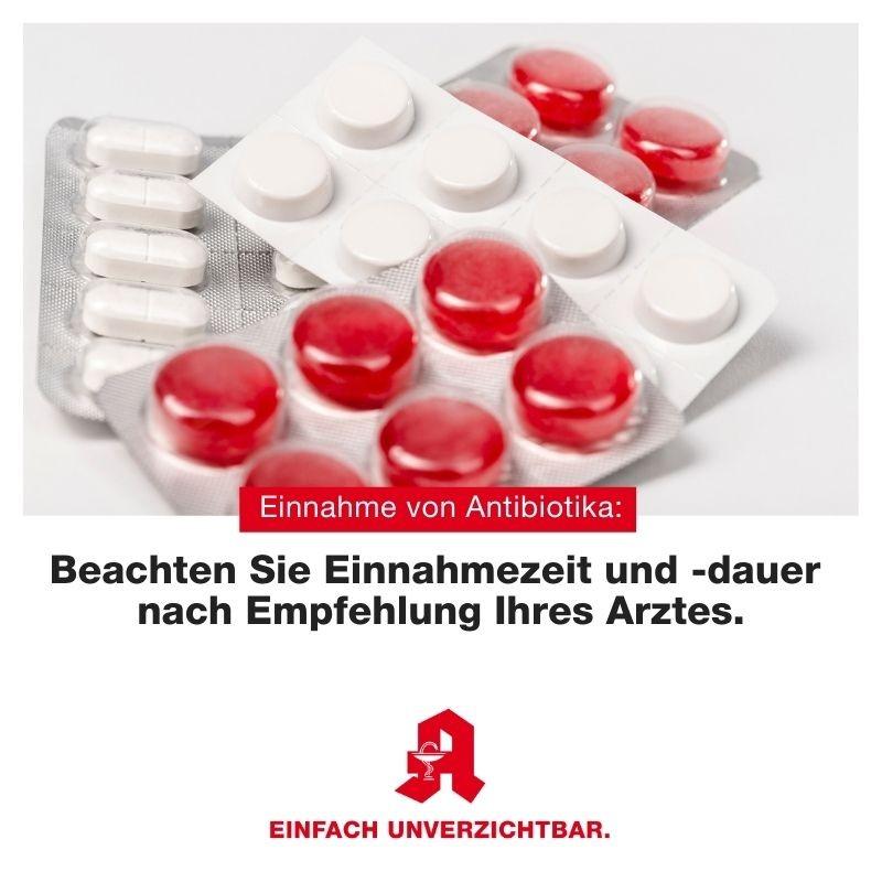 Tipp - Antibiotika