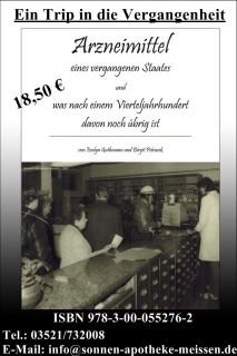 """Buch: """"Arzneimittel eines vergangenen Staates - und was nach einem Vierteljahrhundert davon noch übrig ist"""""""